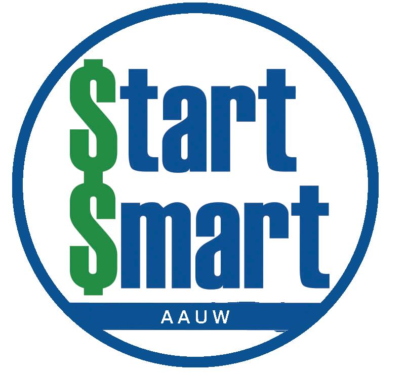 AAUW-Start-Smart-Logo