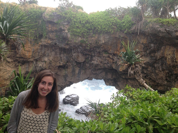 Zakea Boeger, AAUW Honolulu $tart $mart Coordinator