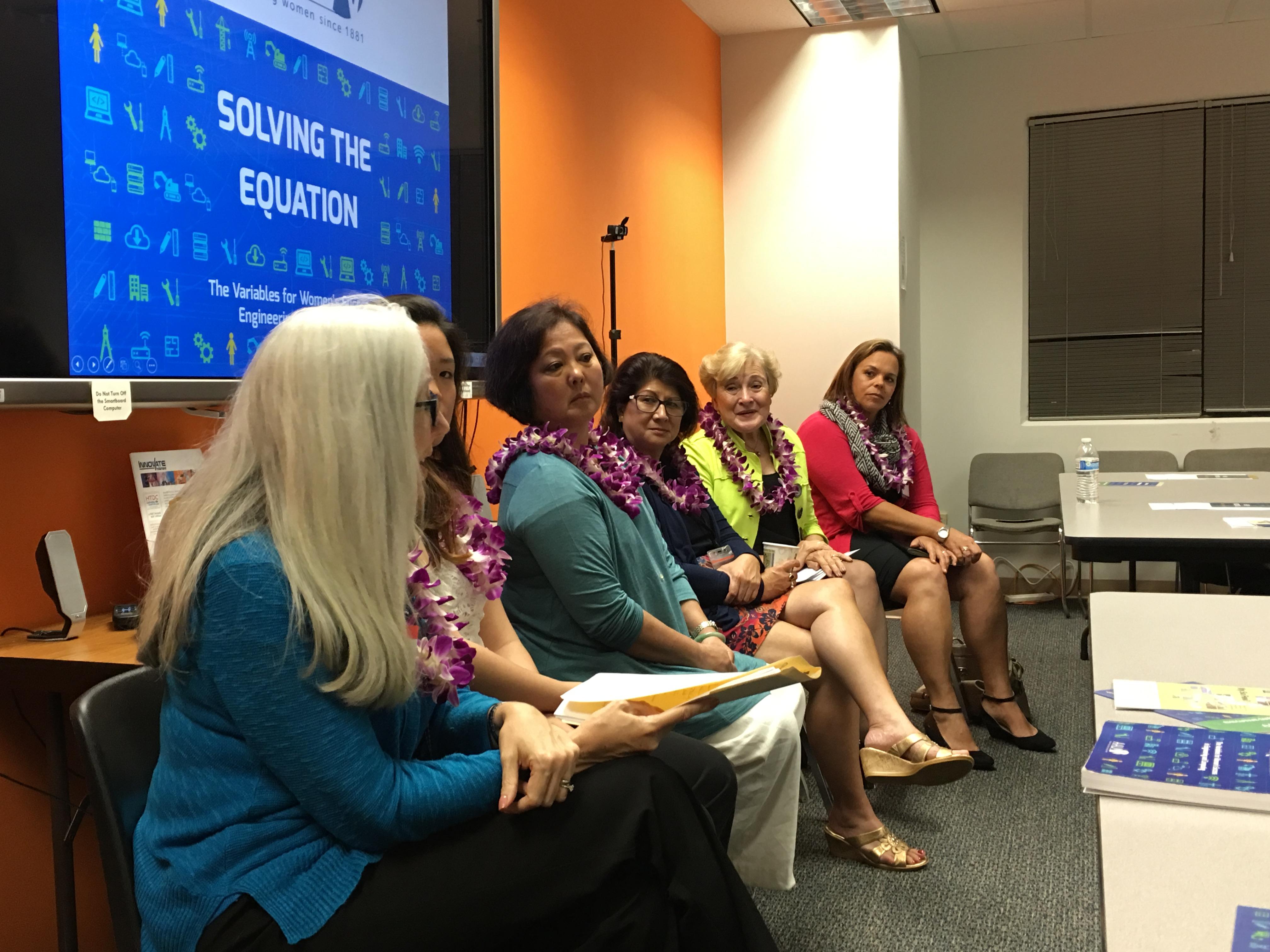 Panel Members STEM