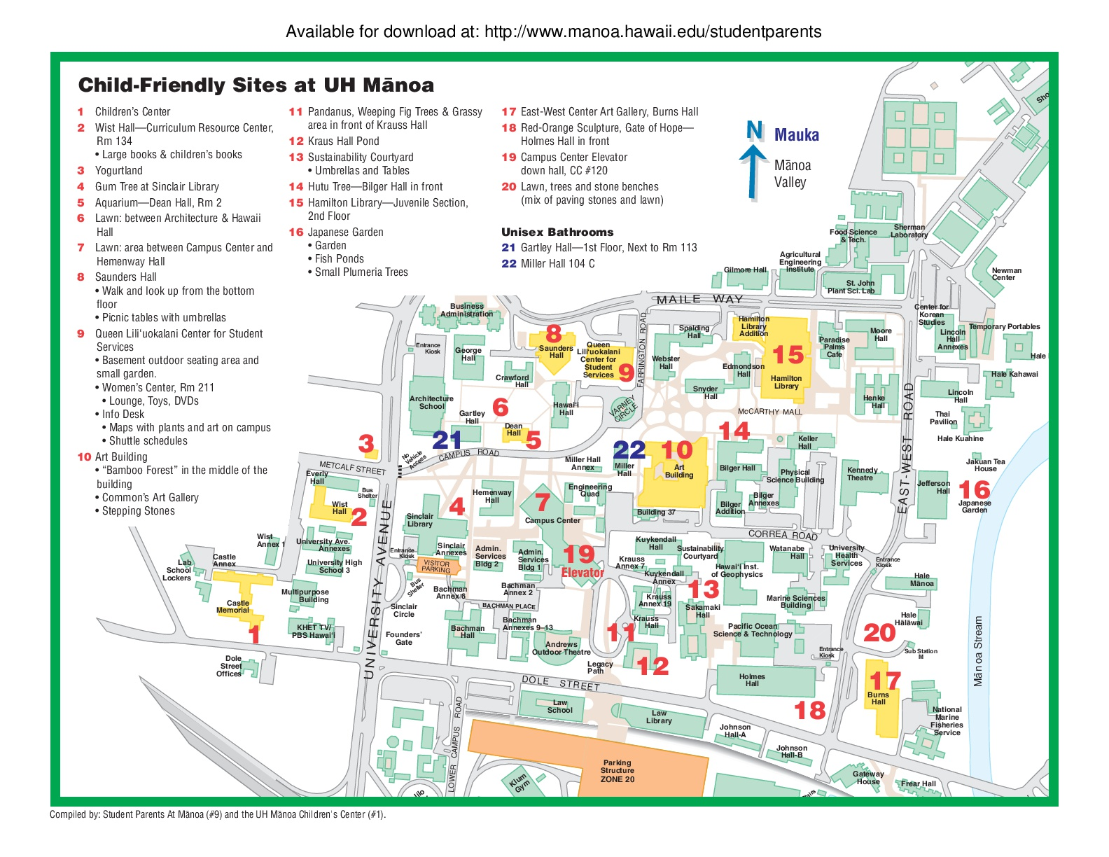 ChildFriendly_map9'09-4 UH Manoa-001